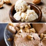 How to make black walnut ice cream