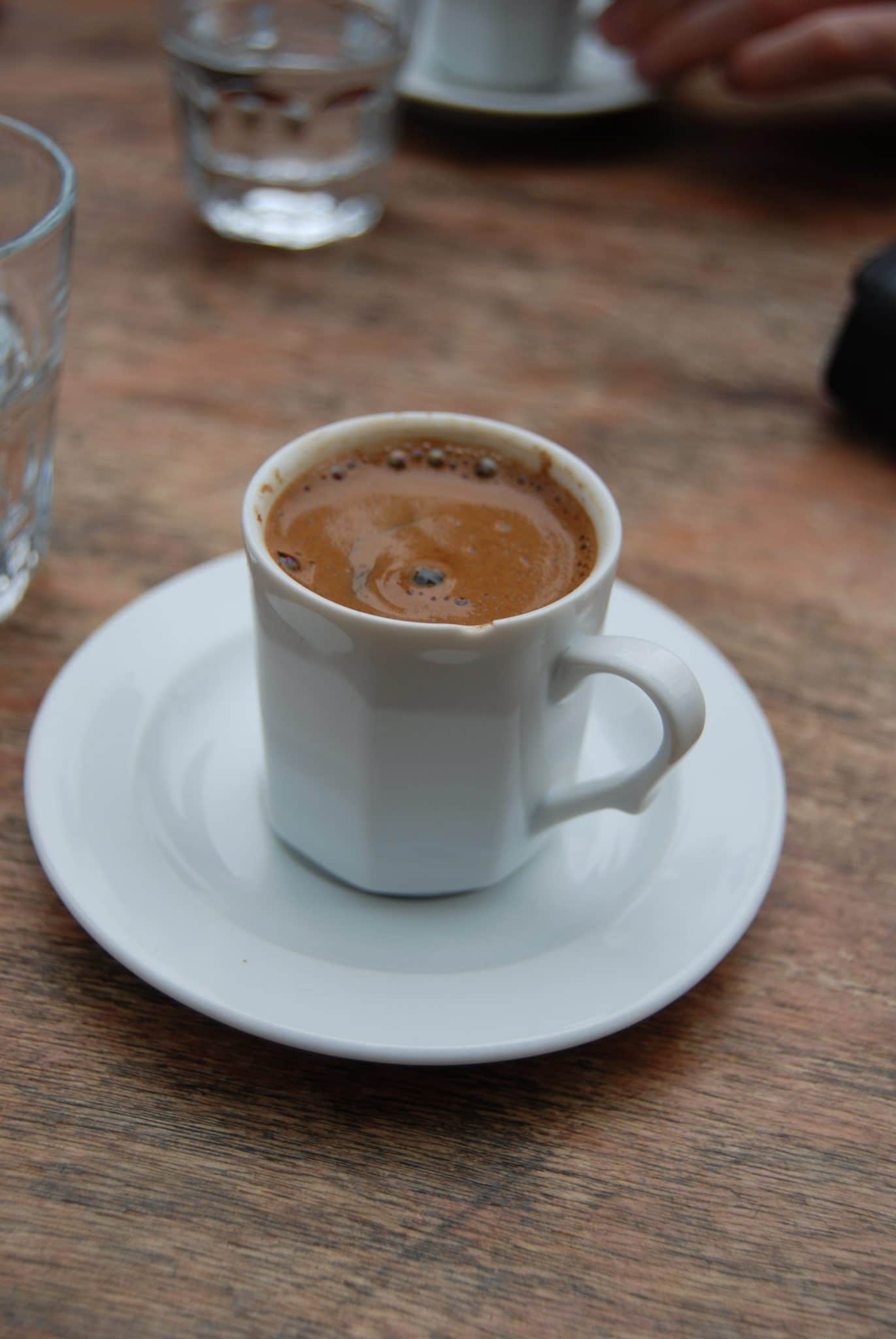 how to make americano, recipe americano