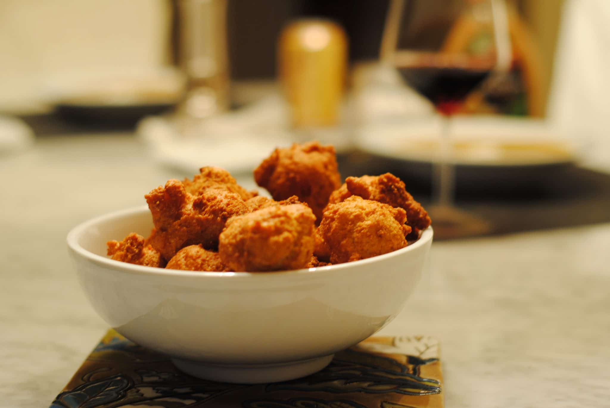 Learn How To Make Hush Puppies With Jiffy Mix On The Gas The Art