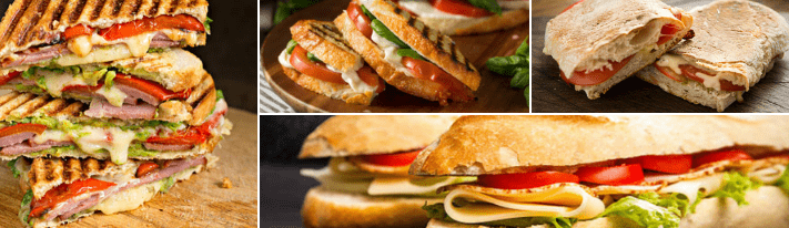 best bread for panini, panini bread, panini sandwich