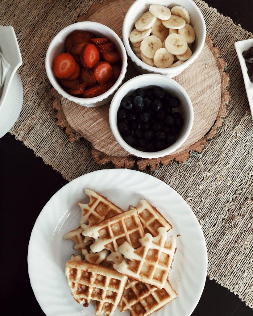 breakfast ideas, sweet breakfast