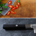 Kasumi knife review: Delightful Damascus Chef's Knives?