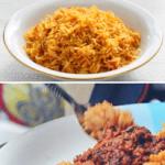 Nigerian Jollof Rice - An African Favorite Dish
