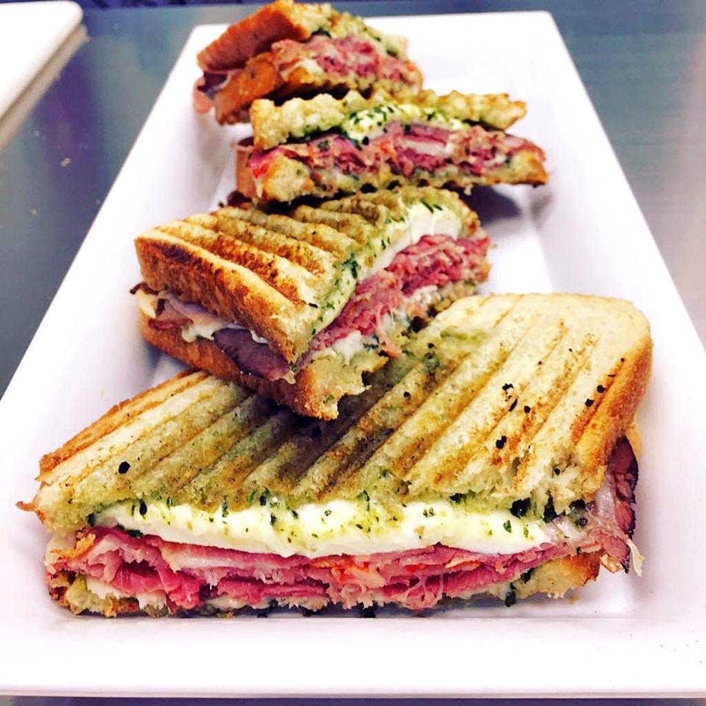 sandwich ideas, panini recipe