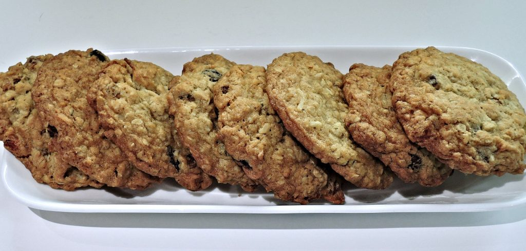 oatmeal biscuits, healthy oatmeal biscuits