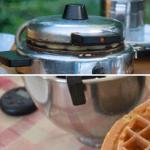 Texas Shaped Waffle Maker – create novelty waffles with ease