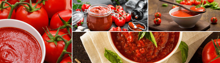 Can you turn tomato puree into sauce