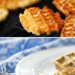 A Delicious Waffle Recipe Without Using Baking Powder