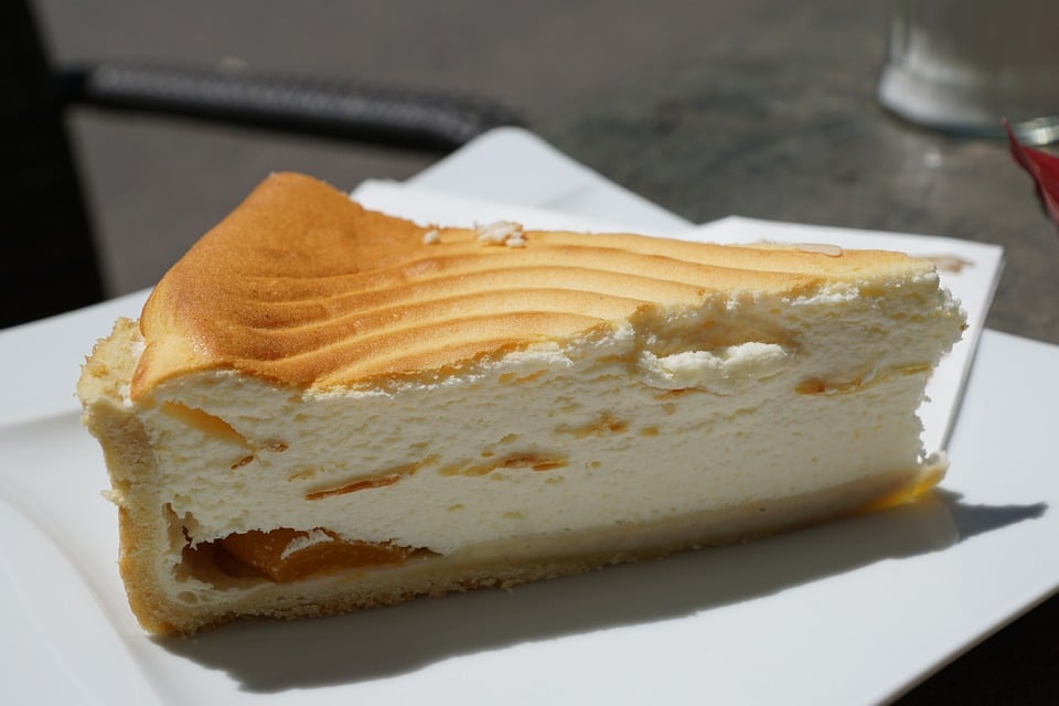 brooklyn style cheesecake