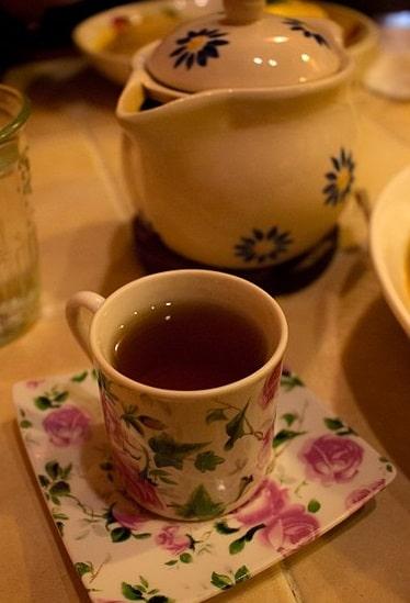 teapot, tea health benefits
