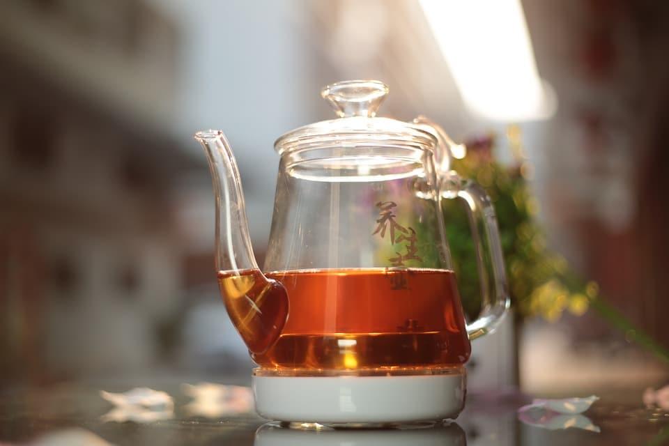 teapot kettle, glass teapot