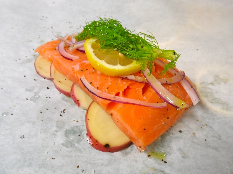 Your Favorite Steelhead Salmon Recipes - On The Gas | The