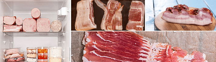 how long can you keep cooked bacon, how to tell if bacon is bad, storing bacon