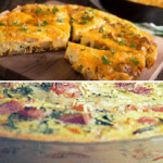 How to Make a Stovetop Frittata - Your Cheesy Goodness