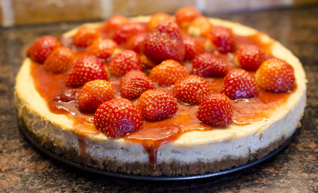 cheesecake crust ideas