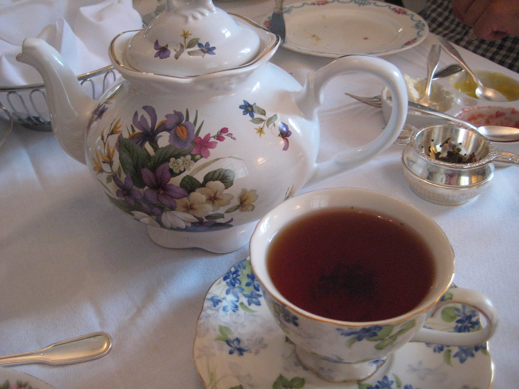tea caffeine content, caffeine drink