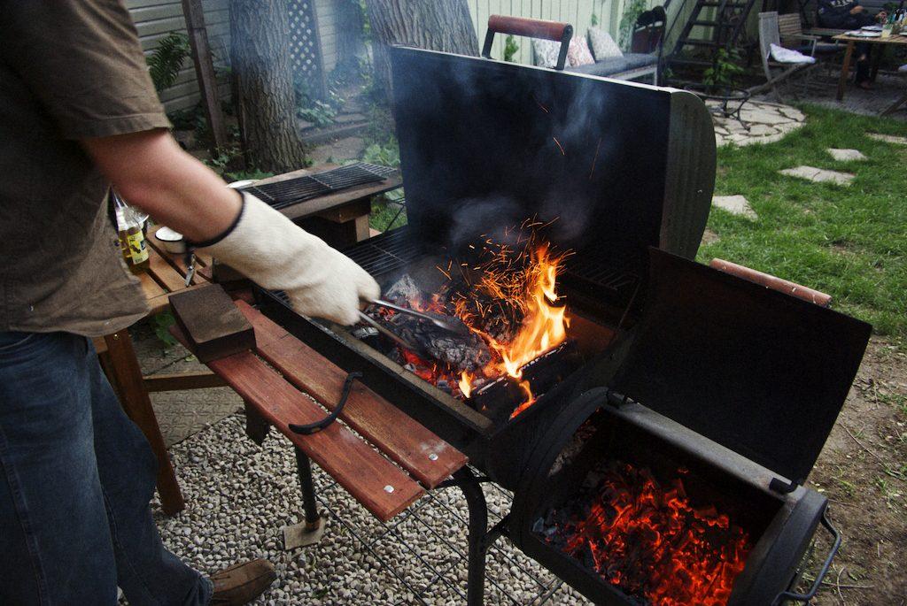 ᐅ BEST OFFSET SMOKERS • Backyard Behemoths for Traditional