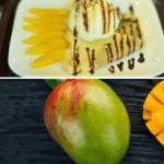 Mango Pancakes - A Creamy Asian Dessert!