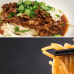 The Best Recipe To Make The Delicious Zha Jiang Mian