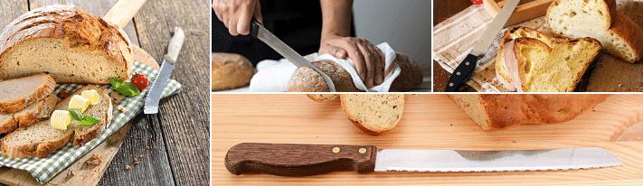 ᐅ BEST OFFSET SERRATED KNIFE • Making sliced bread a piece of cake