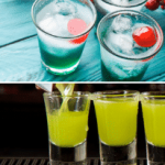 Green Tea Shot: Refreshment With a Twist!