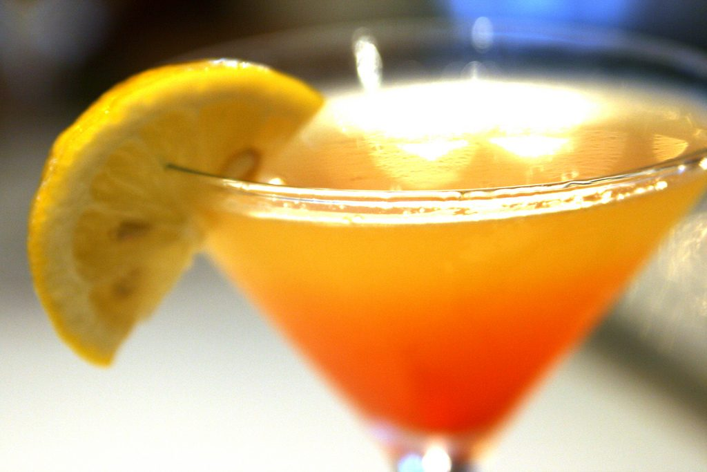 Get To Play Bartender With This Easy Pornstar Martini Recipe! - On