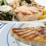 Protein Loaded Super Flaky Broiled Swordfish