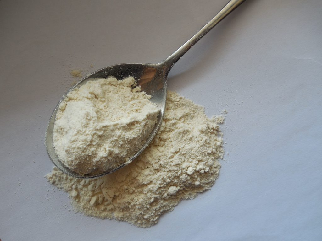 whole wheat flour, kamut flour