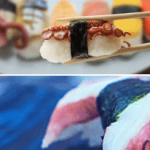 Octopus Sushi/Tako Sushi: Not To Be Confused With Taco Sushi!