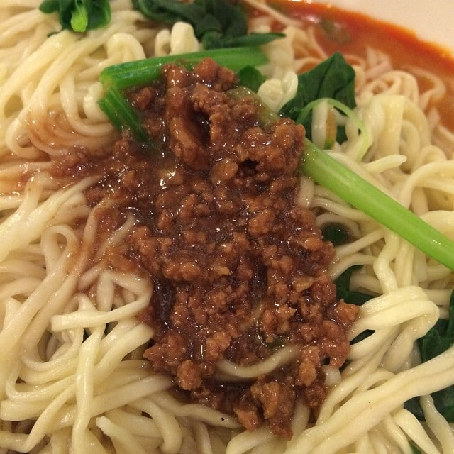 Tan Tan Noodles: One of China's most popular street food