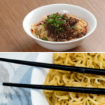 Tan Tan Noodles: One of China's most popular street food that you can make at home