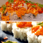 Volcano Roll Sushi - A Recipe Worth Trying