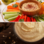 What to Dip in Hummus - a Brew of Creamy and Yummy!
