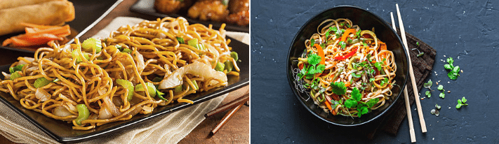Chow Mein Vs Lo Mein What Are The Differences