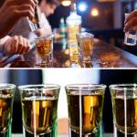 The Four Horsemen Shot Drink for Hard Drinkers