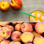 How to Make the Yummiest Georgia Peach Drink