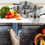 Cooks Standard Multi-Ply Clad Stainless-Steel Review • Elegance and Functionality in One