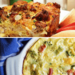 Ground Chicken Casserole • The King Of Casseroles