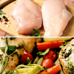 Chicken Chesapeake Recipe • Easy, Fast, Meaty and Delicious