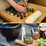 Yummy Roll • The Newest Type of Sushi