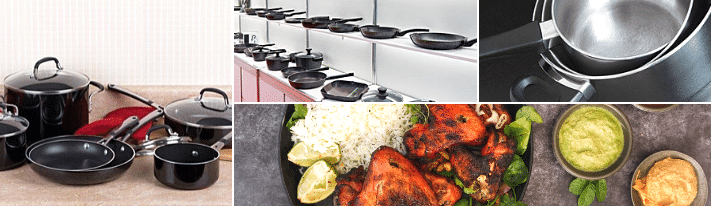 all-clad hard-anodized 13-pc. cookware set, all-clad cookware set, hard anodized cookware set