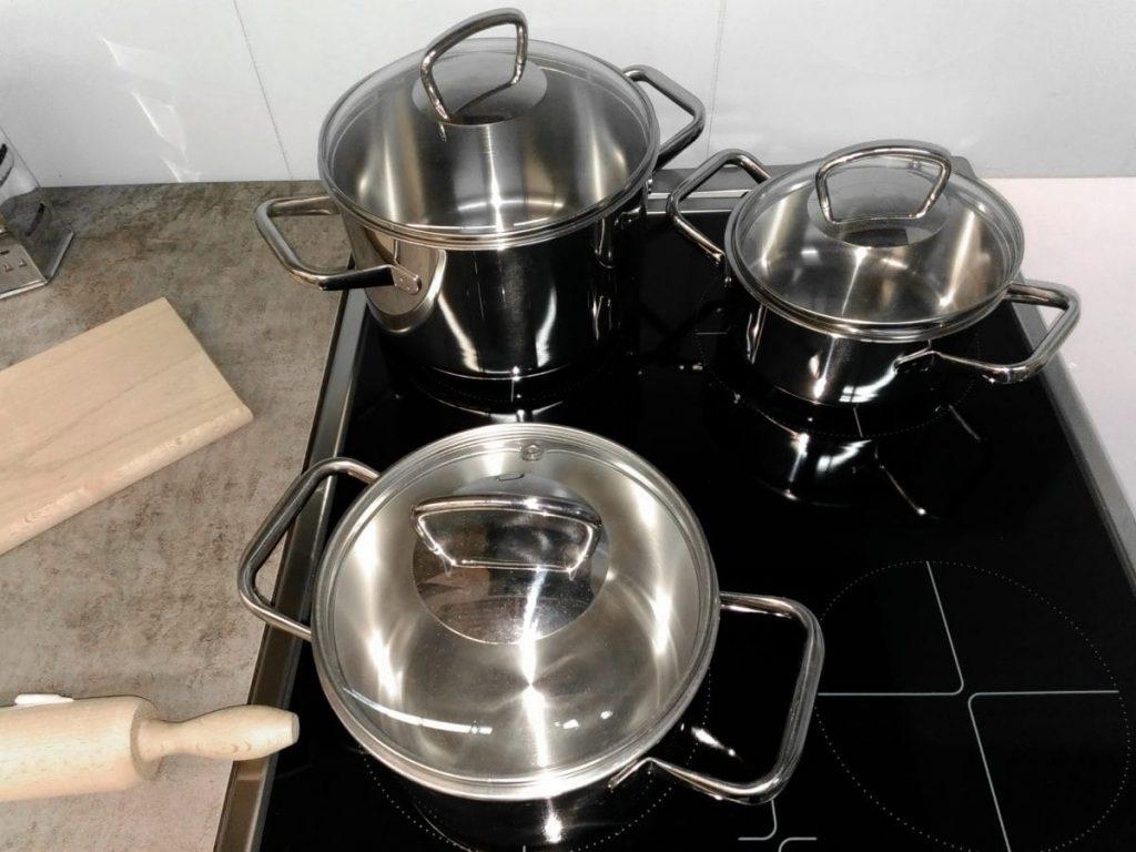 kitchen pots set, kitchen pots and pans set
