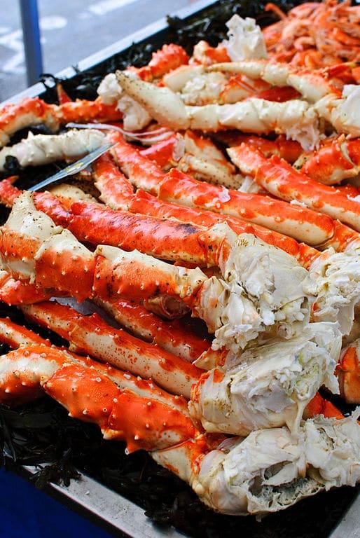 crawfish meat, crayfish meat