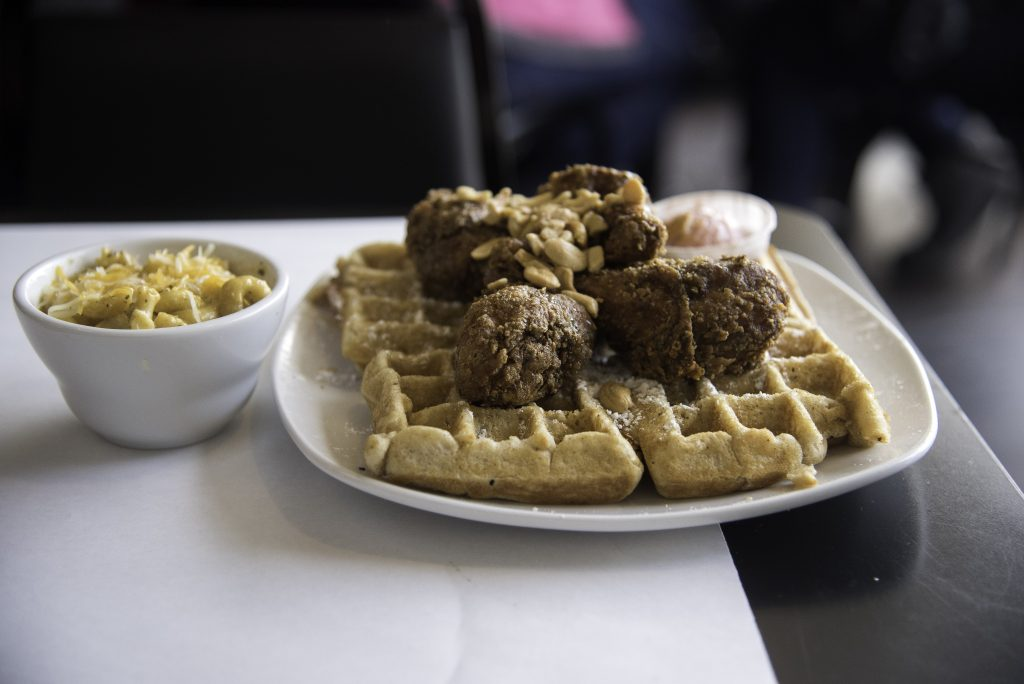 homemade waffles, homemade waffles recipe