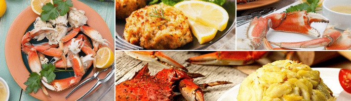 how to cook dungeness crab legs, what is a dungeness crab, crab cakes
