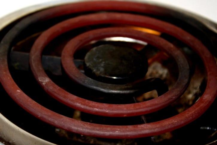 electric burner, countertop electric burner
