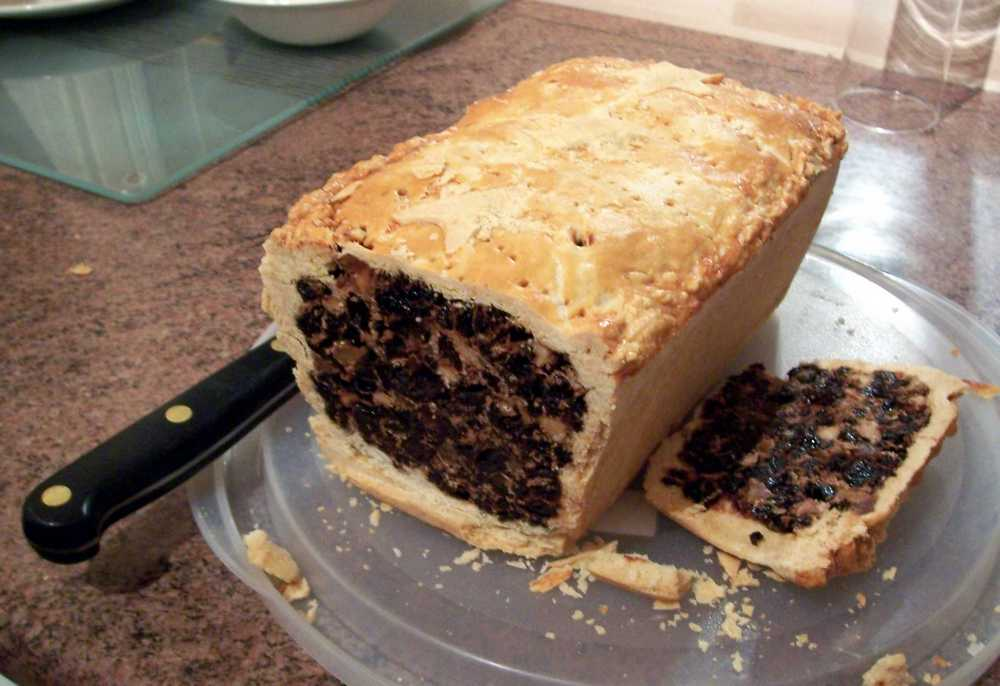 meat cake recipe, mince meat cake recipe