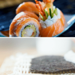 Salmon Maki • Fine Dining You Can Do at Home