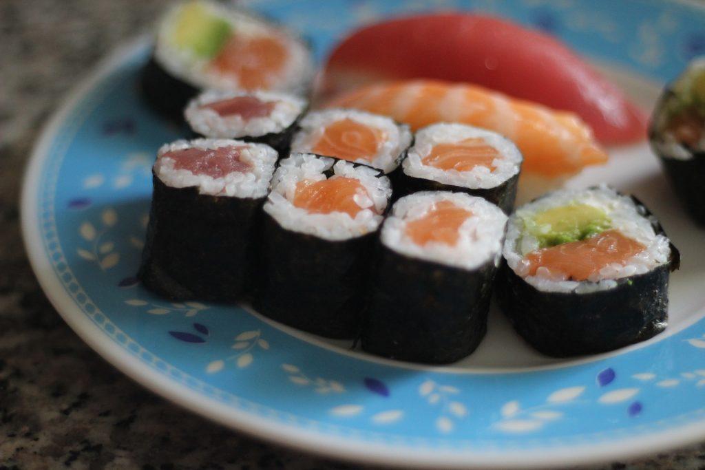 temaki, temaki sushi