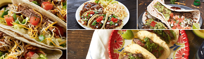 tacos al vapor, steamed tacos, basket tacos